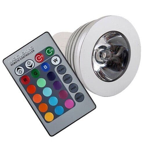 Led Light Bulb With Remote Control For Puzzle Iq Jigsaw Coolhouz