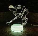 3D Color Changing LED USB Lights' Design ONLY!