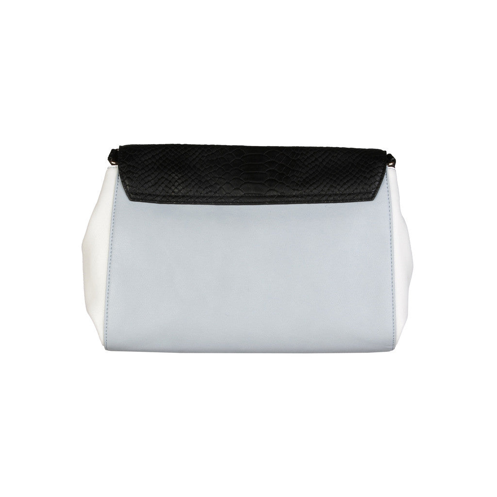 Cavallli Class Bi Coloured Shoulder Bag