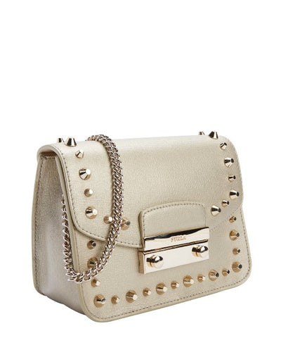 Furla Julia Mini Crossbody handbag, beige
