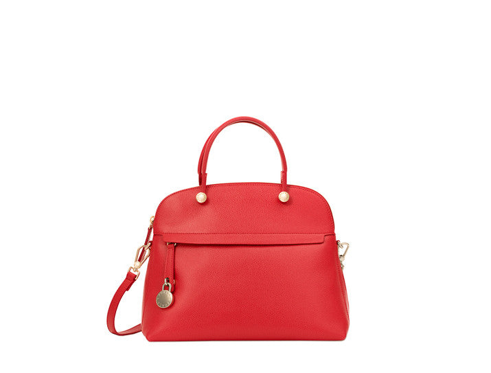 Furla Piper Dome medium, Red