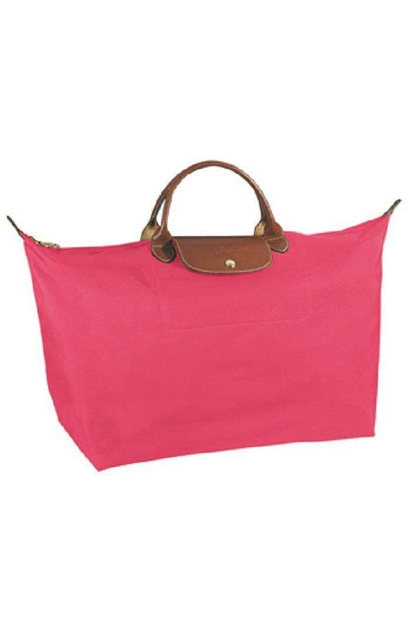 Longchamp Le Pliage Large Shopper, candy