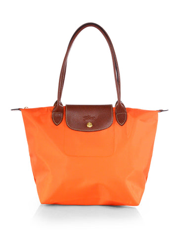 Longchamp Le Pliage Small Shopper, pistachio