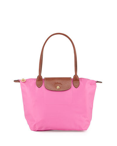 Longchamp Le Pliage Medium Shopper, rosalie