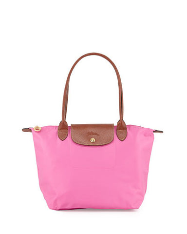 Longchamp Le Pliage Medium Shopper, candy