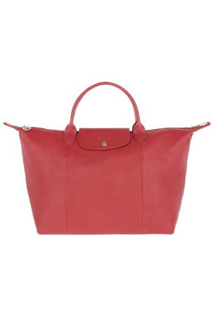 Longchamp Le Pliage Medium Shopper, peony