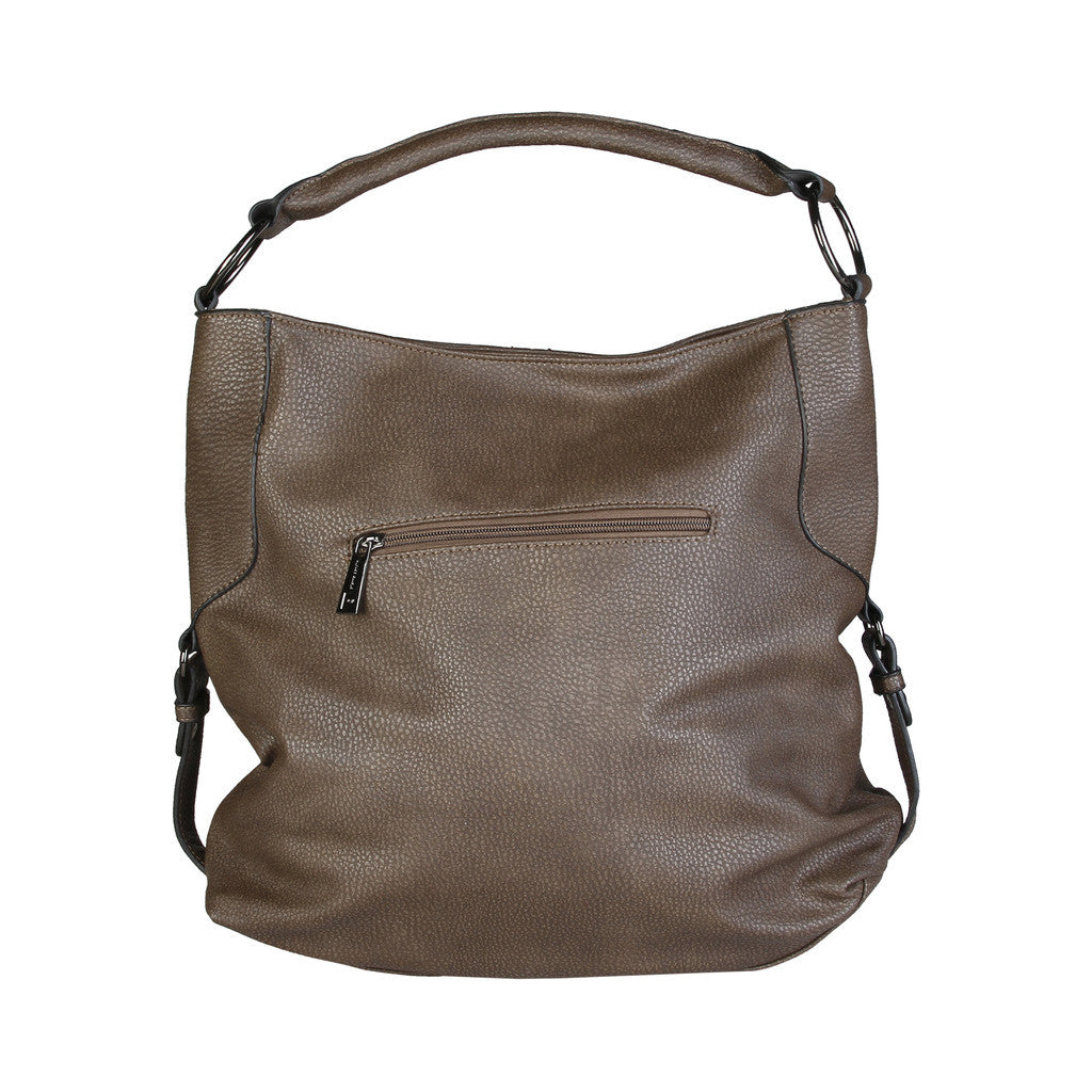 Pierre Cardin shoulder bag, tan
