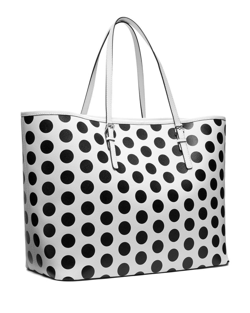 Michael Kors Jet Set Dotted Tote
