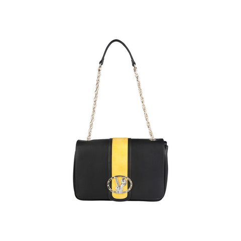 Versace Jeans black crossbody handbag