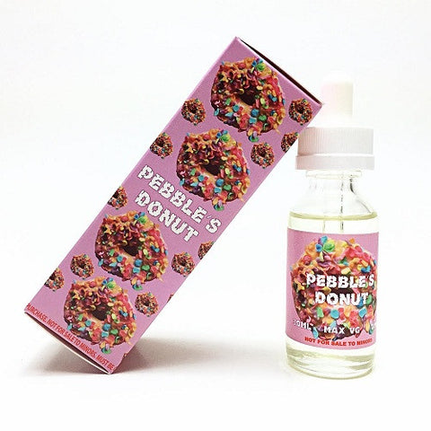 Pebbles Donut 30ML