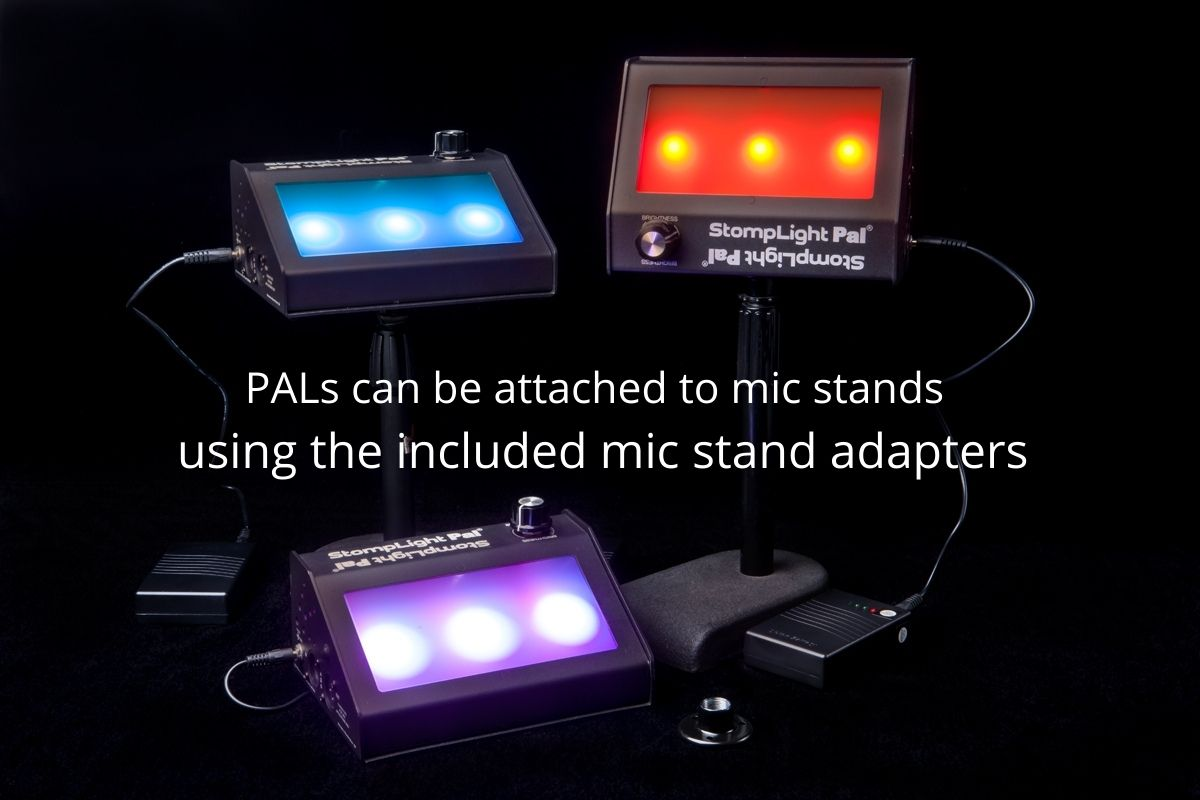 Pal DMX Stage Light Bundle - StompLight®