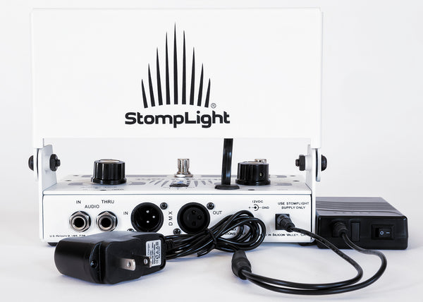 StompLight® Singer-Songwriter Bundle