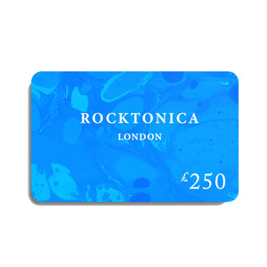 The Rocktonica Gift Card