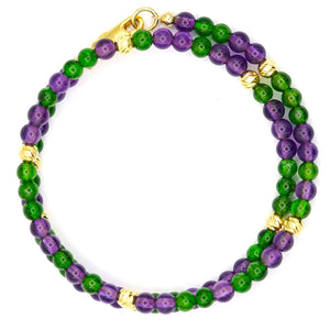 Slam (The Wimbledon Tennis Bracelet) - Rocktonica Jewellery London