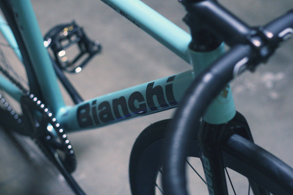 CG Custom Build // Bianchi Super Pista