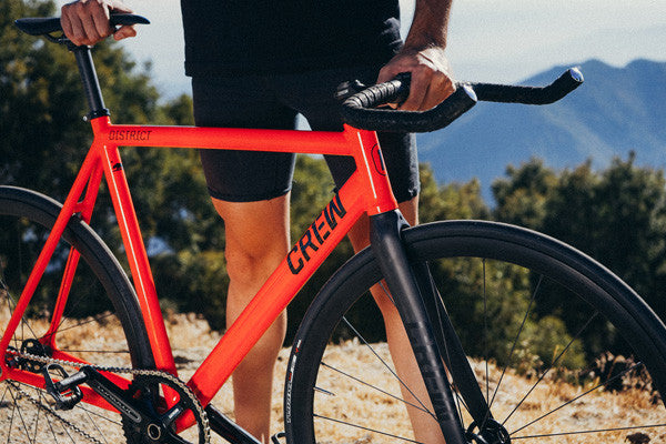 Crew Bike Co. District Track Bike Restock