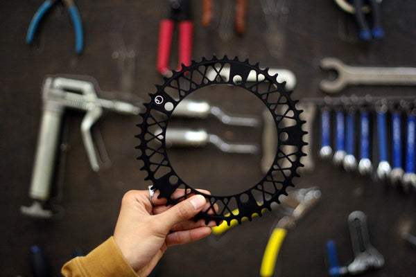 Factory Five F5 Lattice Chainring In Stock