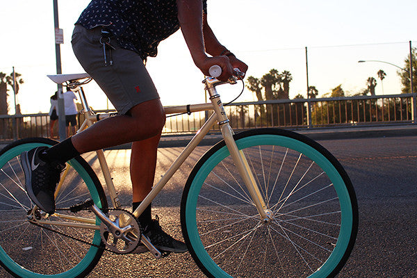 Golden Cycles Abigail Fixie Bike Now Available