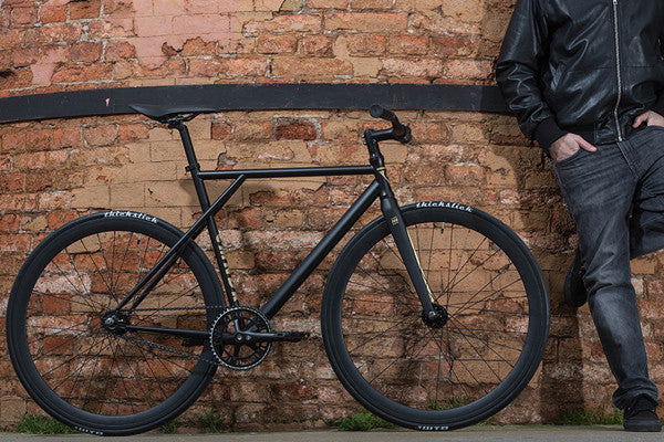 NEW: PoloandBike CMNDR Track Bike