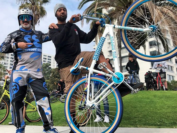BMX Rad Rides Keep That Wheel Up Challenge 2020