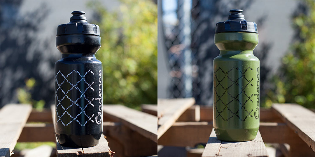 Cadence Collection Water Bottles