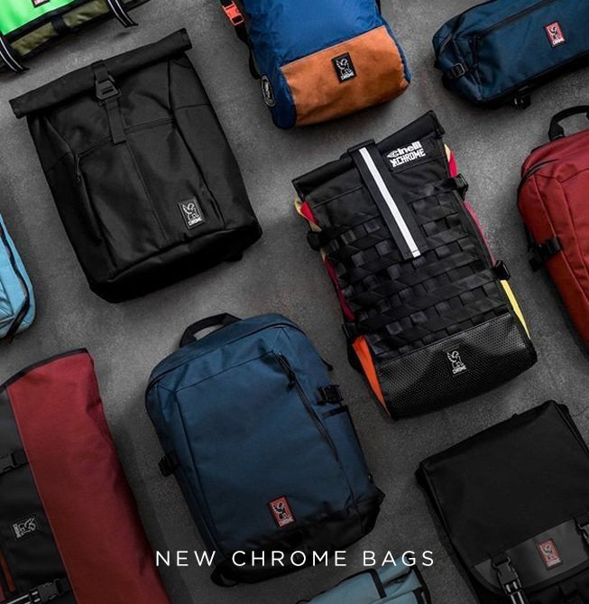 Chrome Bags New