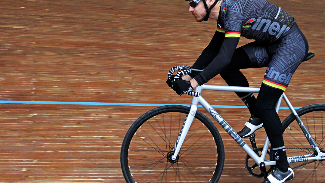 Introducing: Cinelli Tipo Pista Track Bike   City Grounds