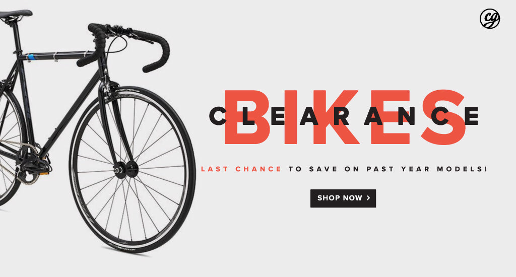 Clearance Bike Sale