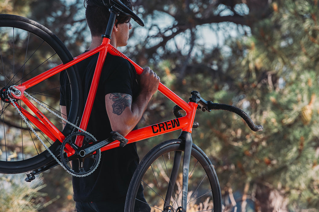 Crew Bike Co. District Track Bike