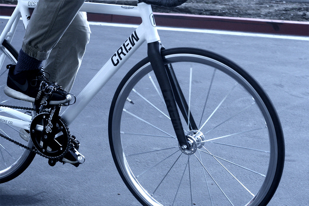 Crew Bike Co. Redux Polished