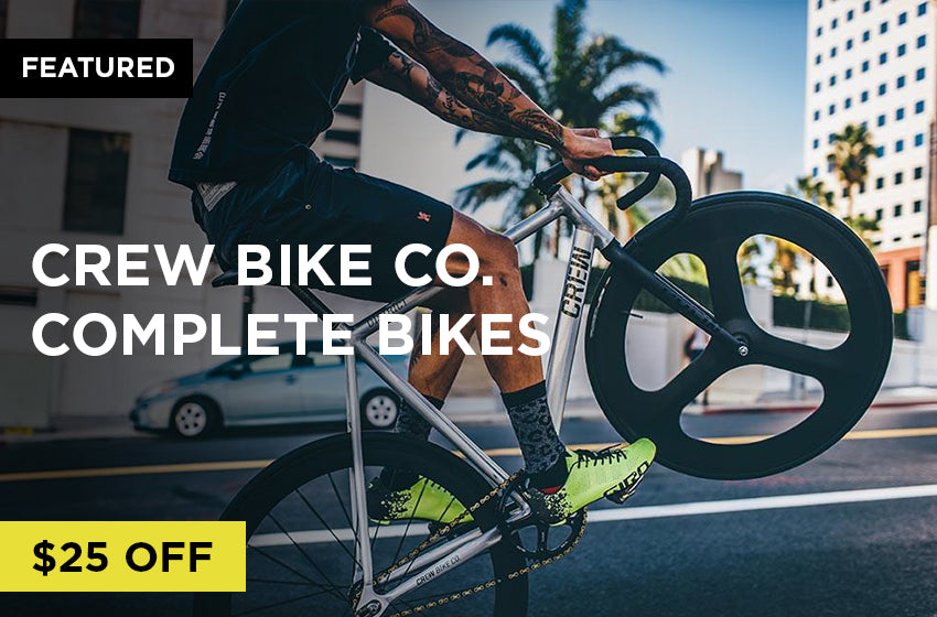 Crew Bike Co. Sale