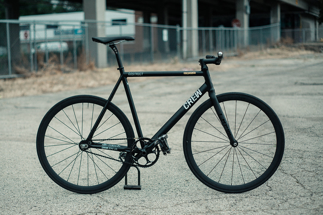 Crew Bike Co. District Frameset