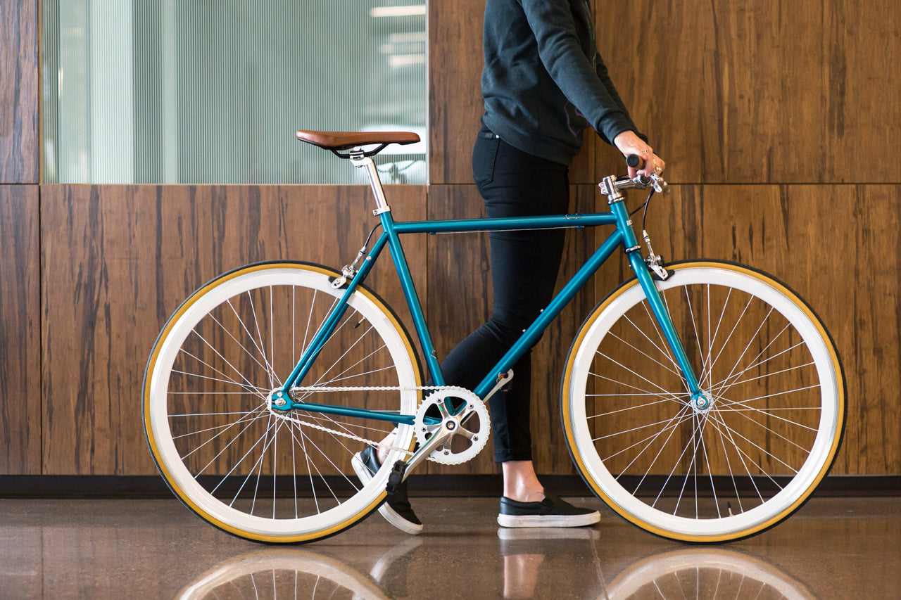 State Bicycle Co. Core-Line Fixie Bike