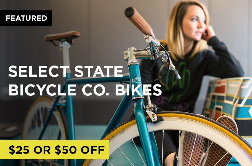 State Bicycle Co. Cyber Monday