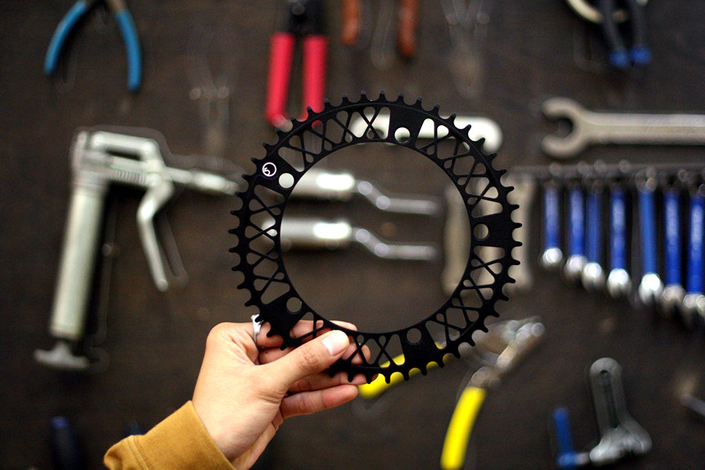 Factory F5 Lattice Chainring