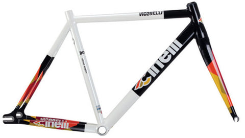 free ship 50 off cinelli vigorelli italo ltd track frameset