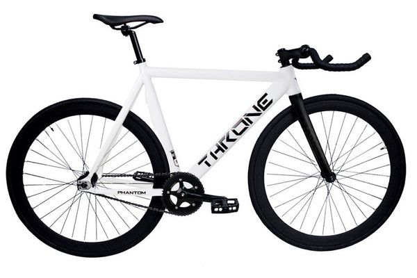 Throne Phantom Fixed Gear Bike Built By CG
