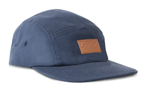 Chrome Canvas Five Panel Cap