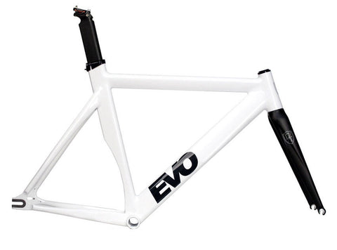 17Teeth Evo Track Fixed Gear Frameset 2015