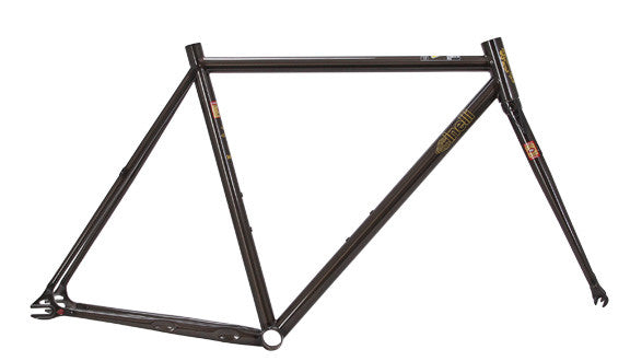 Cinelli MASH Work Smoke Frameset