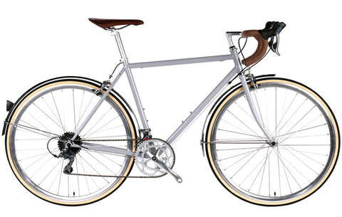 6KU Highland 16Speed City Bike