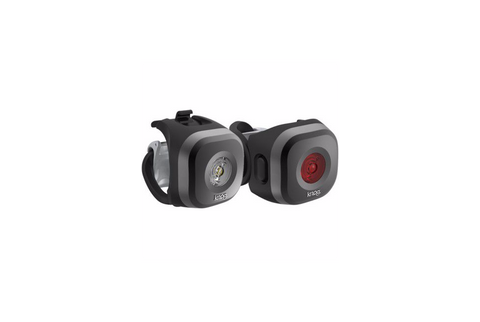 Knog Blinder Mini Dot Twinpack Black