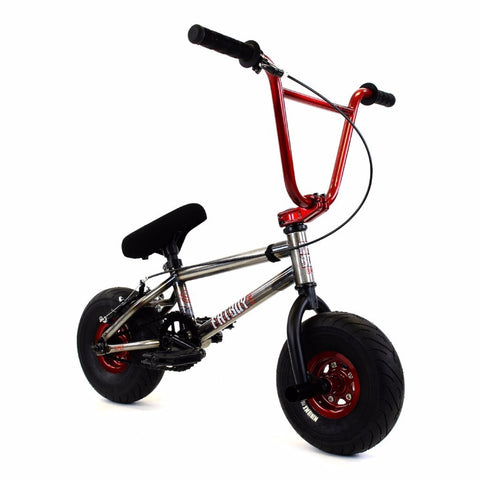 Fatboy Pro Mini BMX Raw Red