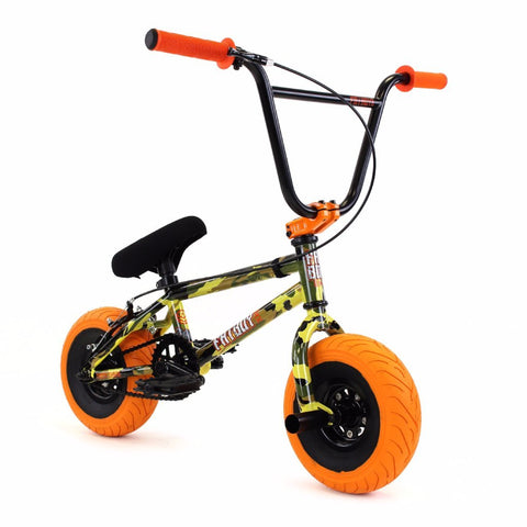 Fatboy Pro Mini BMX Camo Orange