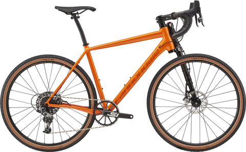 Cannondale Slate Force 1 Gravel Bike 2018