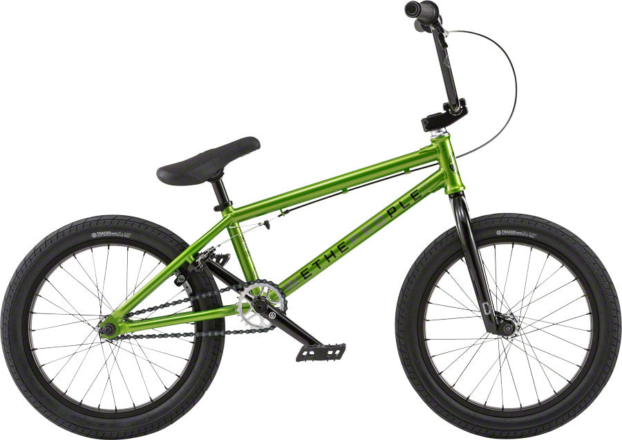 We The People CRS 18 BMX Bike 2018