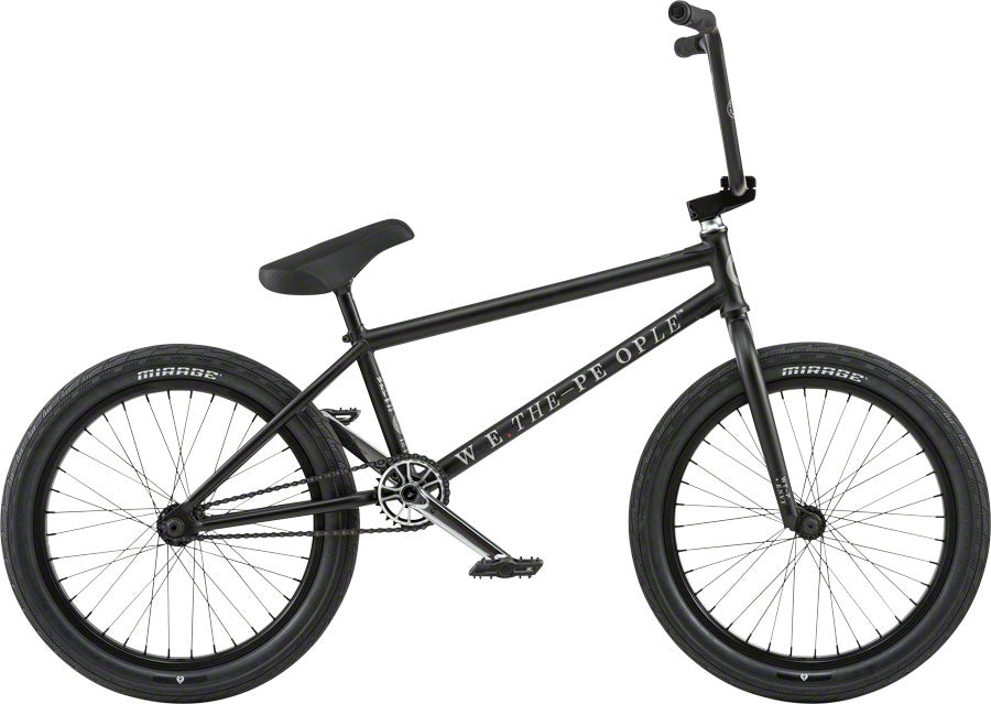 We The People Envy 20.5 Top Tube BMX 2018