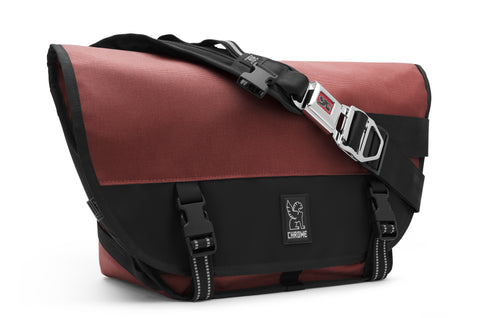 Chrome Mini Metro Messenger Bag