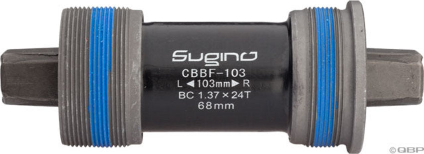 Sugino cbbf103 bottom bracket