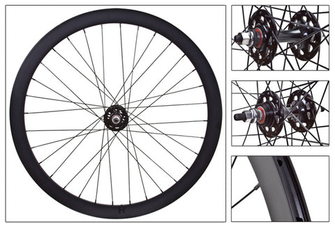 H Plus Son Formation 700c Fixie Track Wheelset